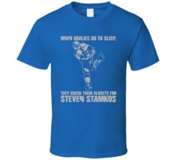 Steve Stamkos Tampa Bay Steven Stephen T Shirt