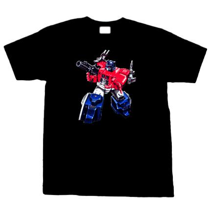 Optimus Prime  on Black Transformer (2).jpg