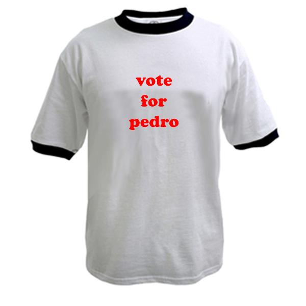 vote for pedro daryl