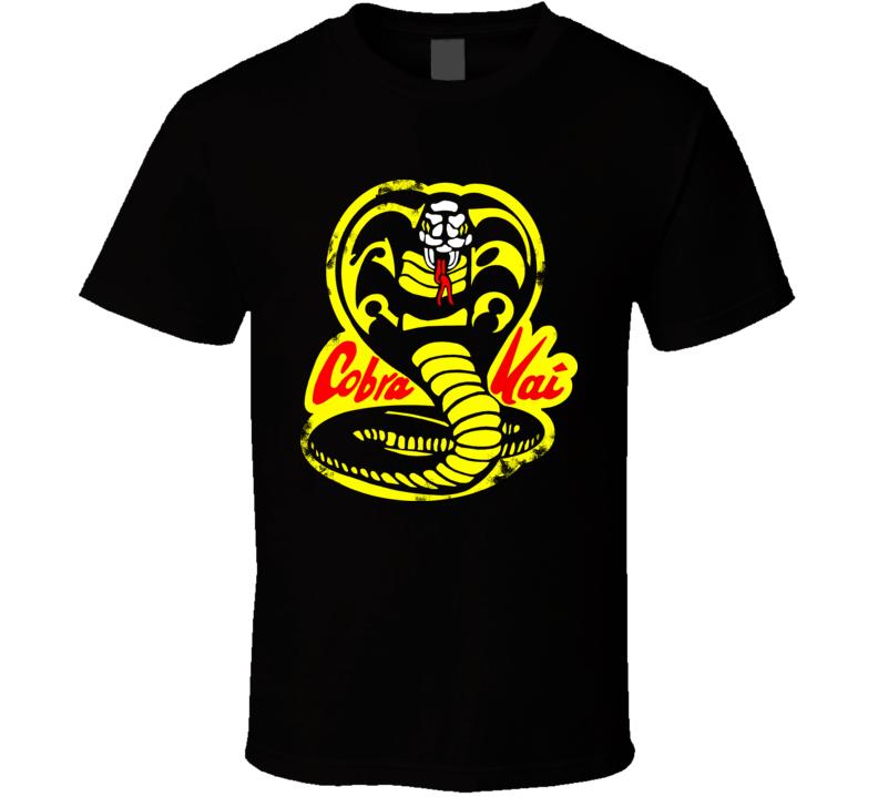 Karate Kid Cobra Kai Dirty T Shirt