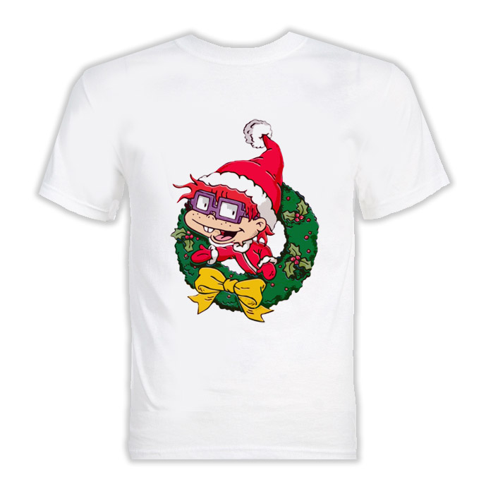 Rugrats Christmas Tv Show T Shirt