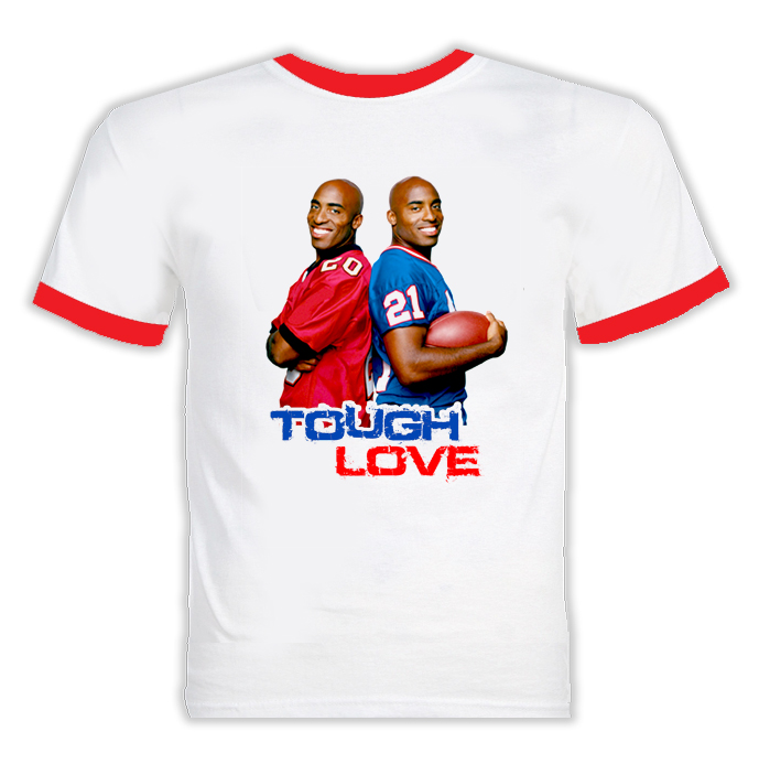 Tiki And Ronde Barber Brothers Football Player Sports T Shirt
