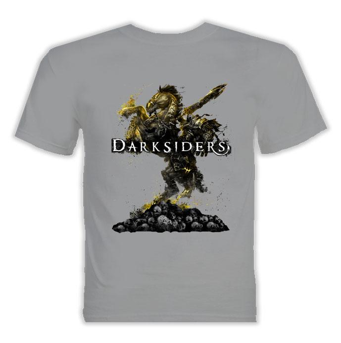 Darksiders Video Game T Shirt