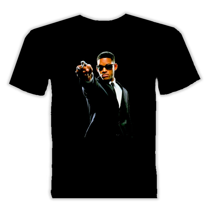 Will Smith Movie Actor T Shirt