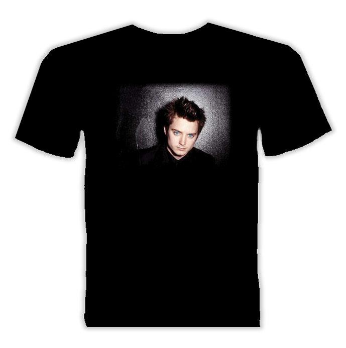 Elijah Wood Movie Actor T Shirt