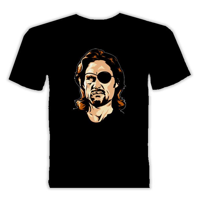 Kurt Russell Movie Actor T Shirt