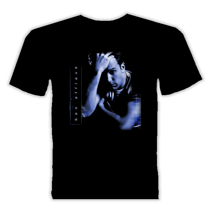 Ben Affleck Movie Actor T Shirt