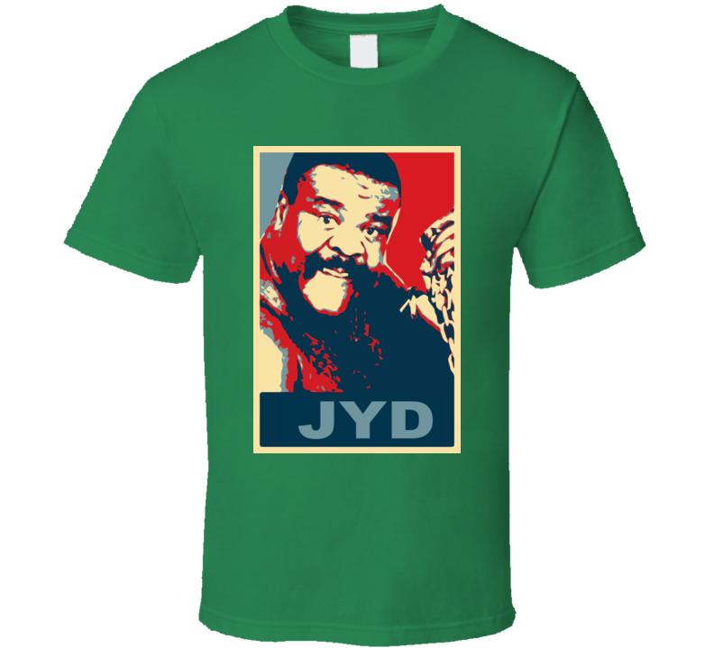 Junk Yard Dog Wrestling Vintage Hope T Shirt