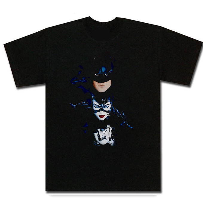 Batman Returns Movie Comic Book T Shirt