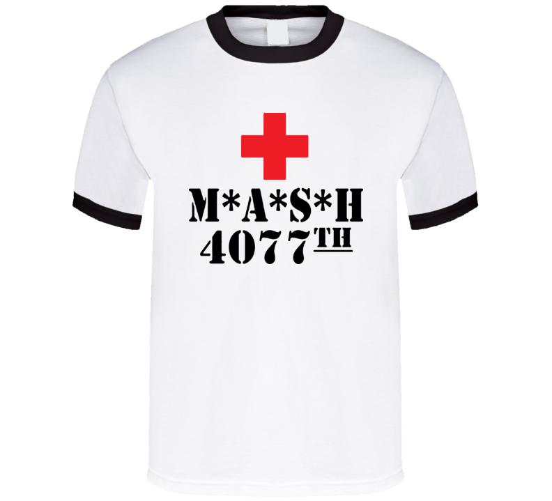 Mash 4077Th Tv T Shirt