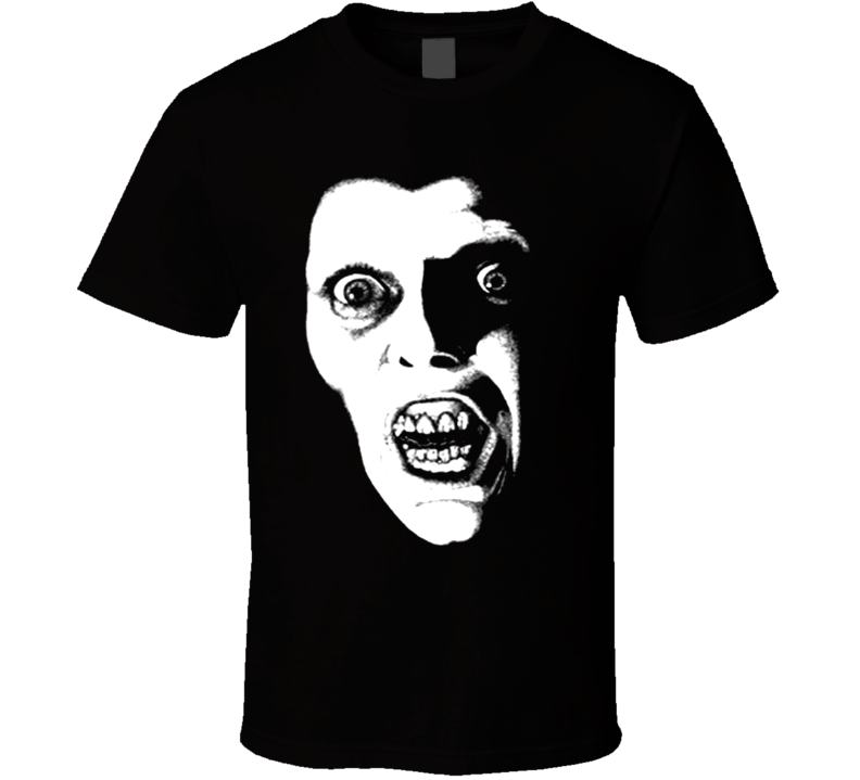 Captain Howdy Exorcist Bloody T Shirt