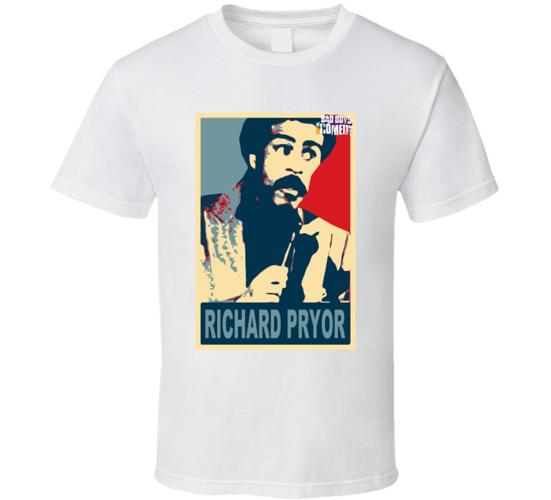 Funny Comedy Richard Pryor Rip T Shirt