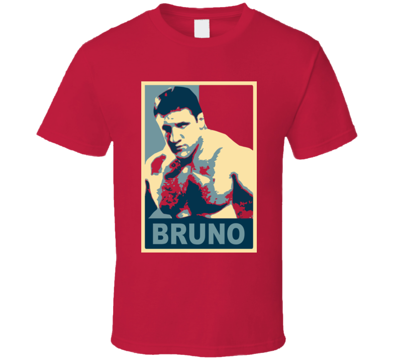 Bruno Sammartino Wrestling Vintage Hope T Shirt