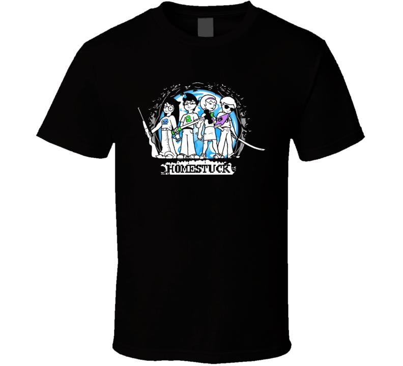 Homestuck Cartoon T Shirt
