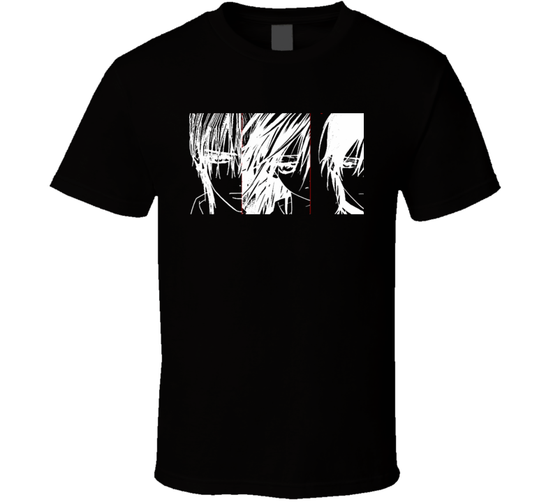 Vampire Knight Anime Manga Horror T Shirt