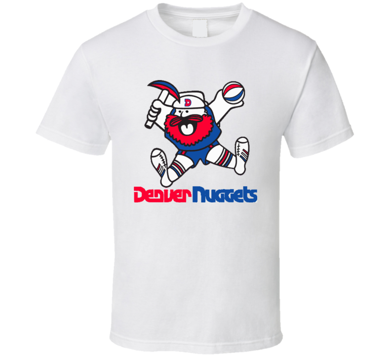 Denver Nuggets Aba T Shirt