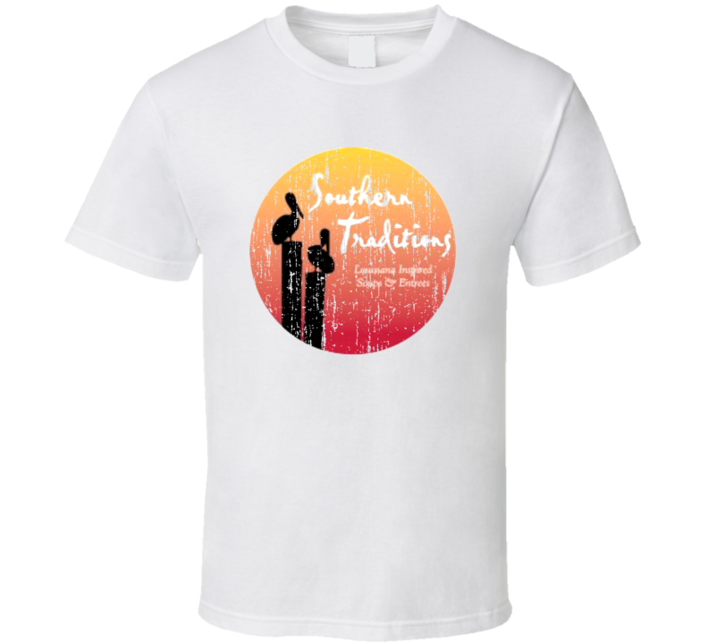 Southern Traditions Logo Lakeside Bakery Popular Food Fan Gift T Shirt
