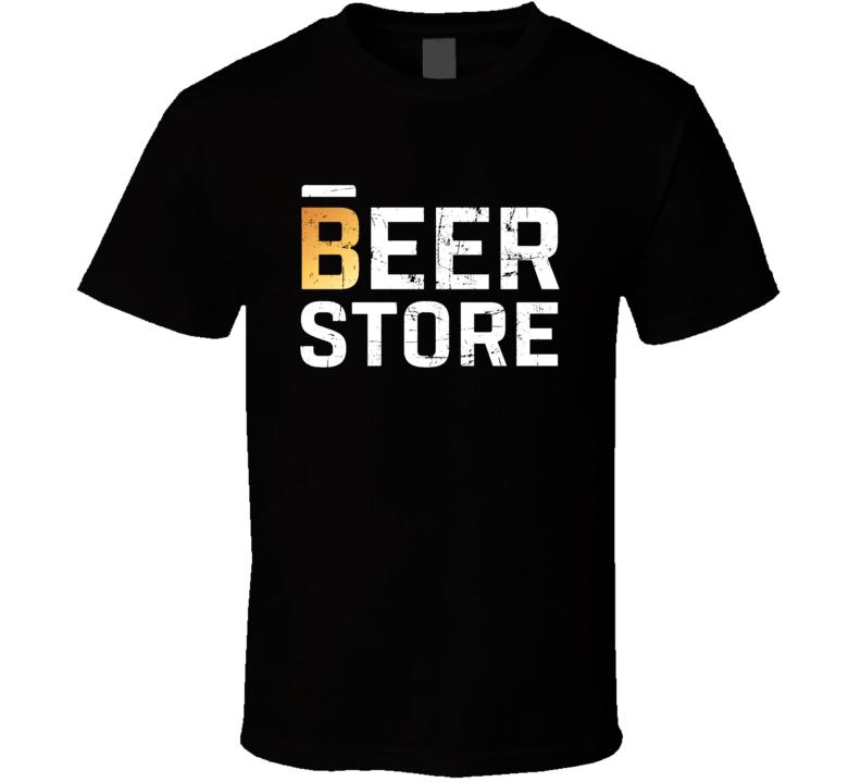 Beer Store Funny Liquor Craft Home T Shirt