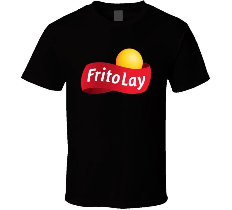 Frito Lay Chips Funny Logo Parody Food T Shirt