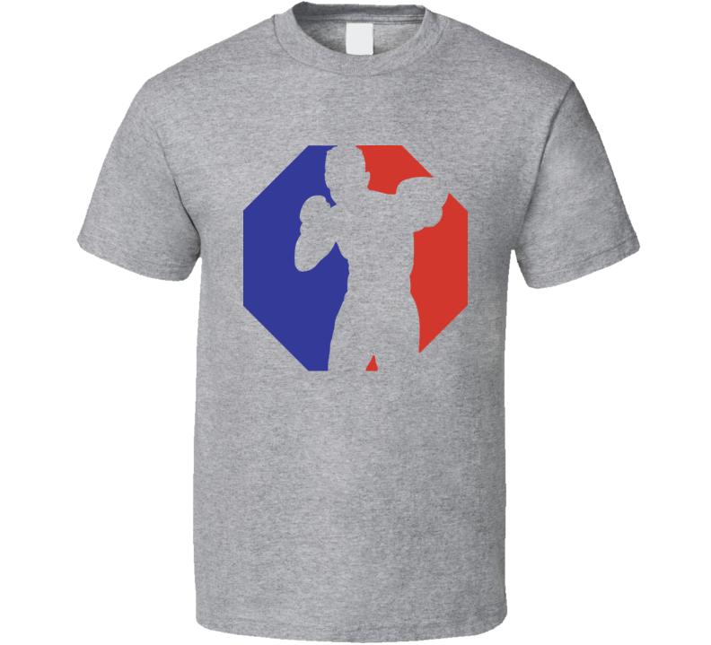 Cool Boxing Design T Shirt