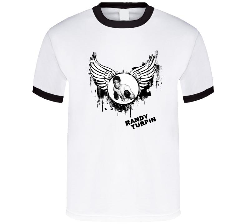 Randy Turpin Boxing T Shirt