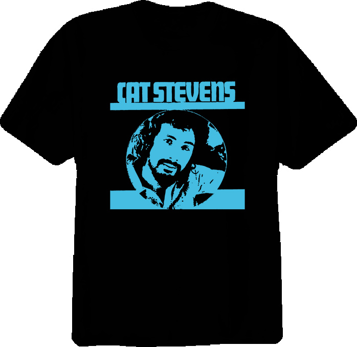 Cat Stevens Musician Music T Shirt