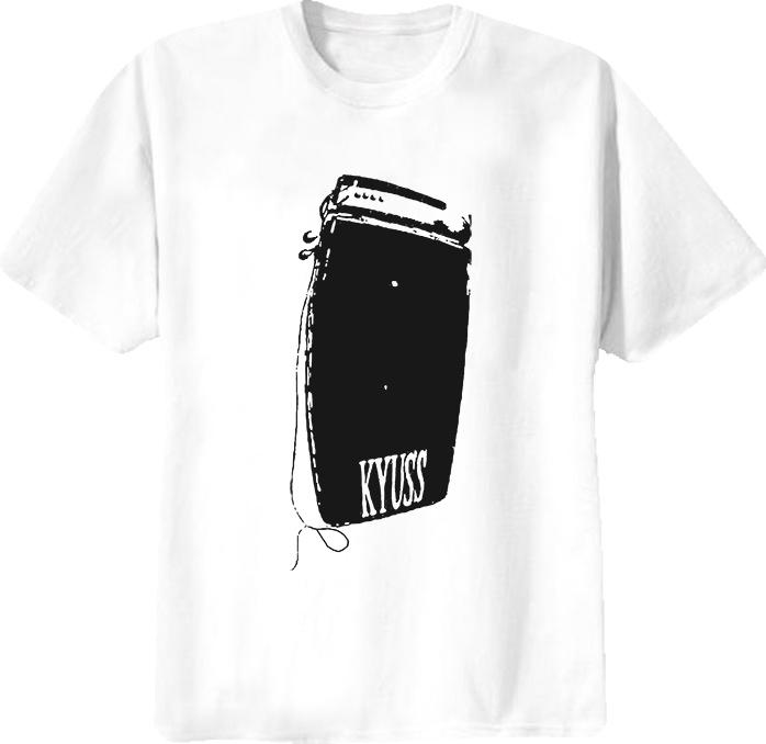 Kyuss Amp Music Instrument T Shirt