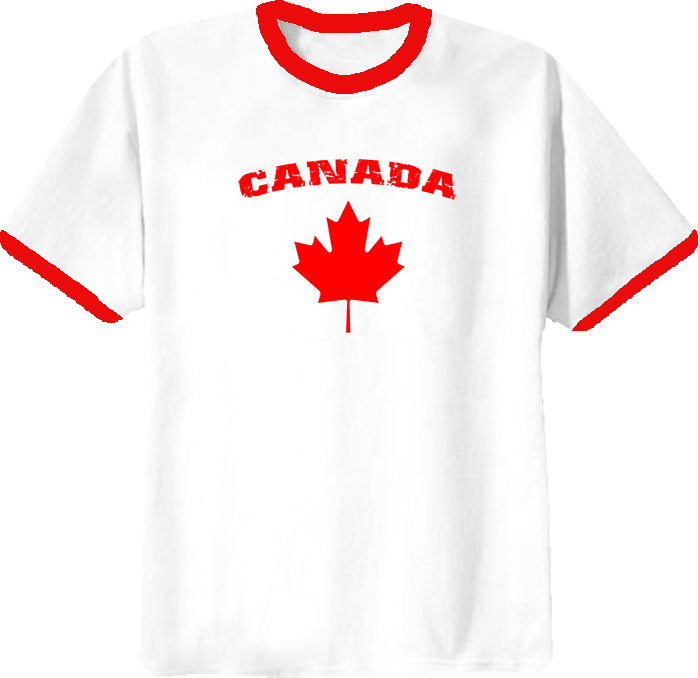 Canada Country Maple Leaf Pride T Shirt