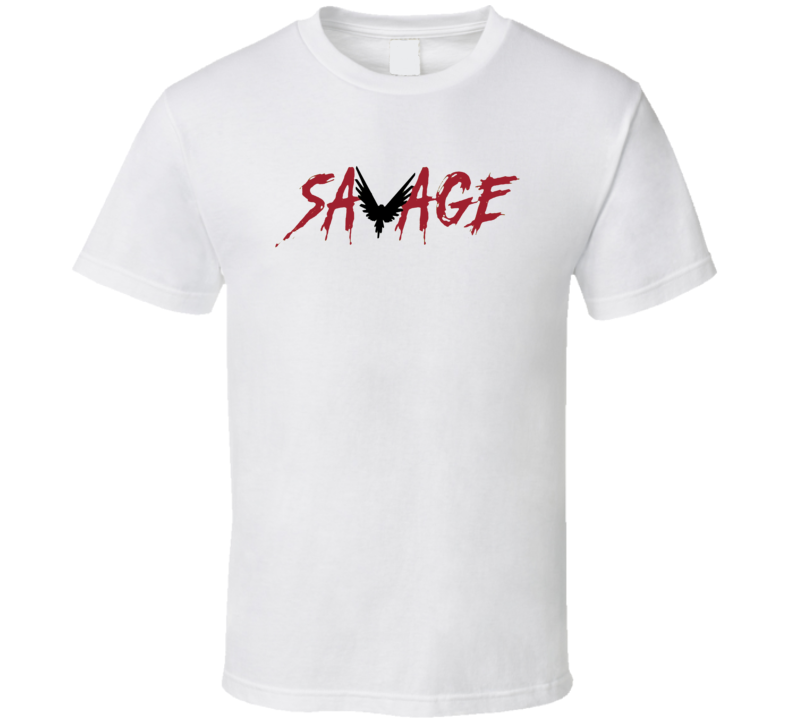 Logan Paul Savage Logo Popular Youtuber Cool Fan T Shirt