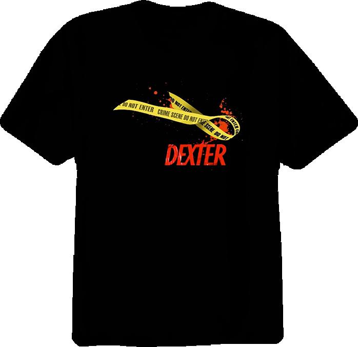 Dexter Morgan Serial Killer Showtime Tv Show T Shirt