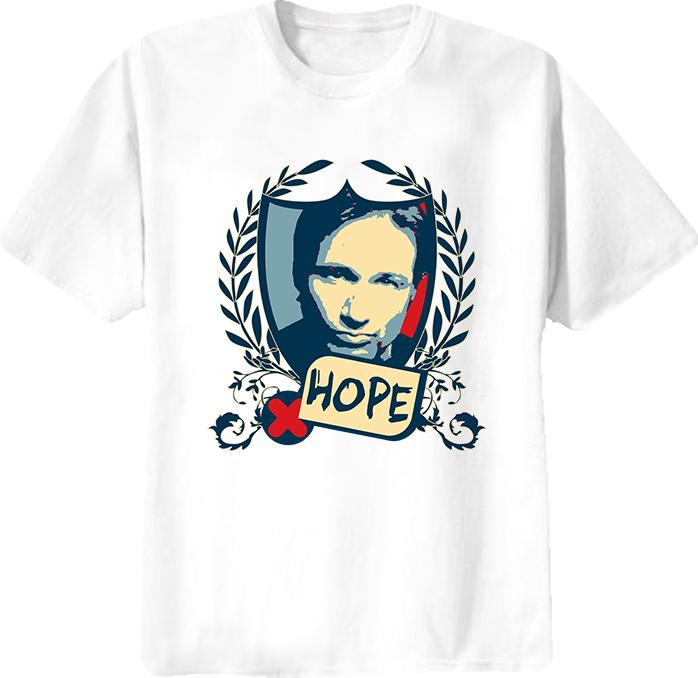 Hank Moody Californication Hope T Shirt