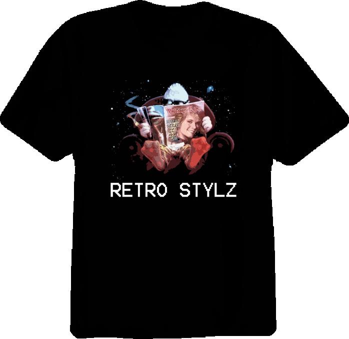 Howard The Duck Retro Movie Geroge Lucas T Shirt