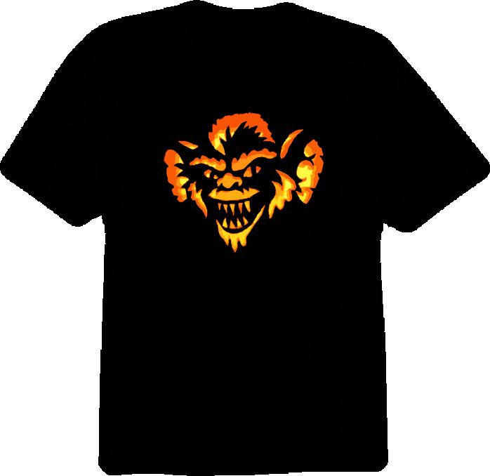 Gremlins Movie Villain Spike Retro T Shirt