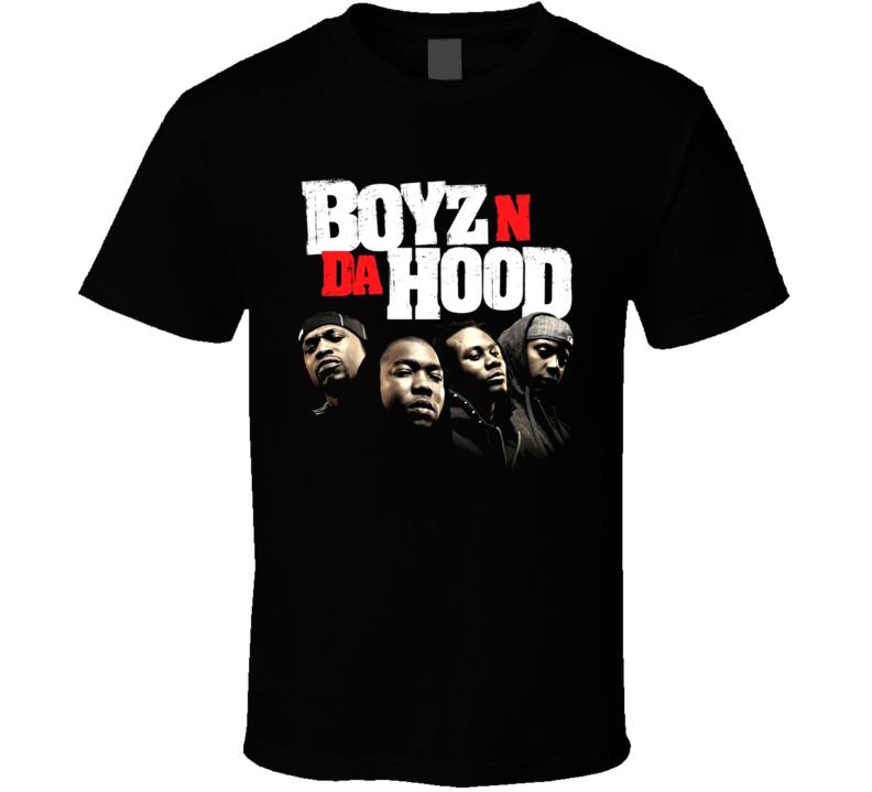 Boyz N Da Hood T Shirt