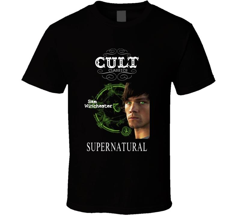 Cult Classics Supernatural Sam Winchester T Shirt