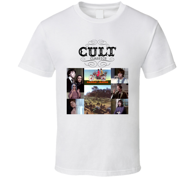 Cult Classics Harold And Maude T Shirt