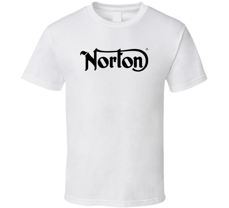 Norton Motorcycle Racing T Shirt