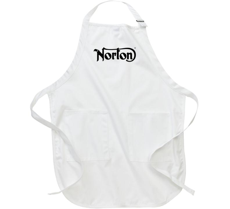 Norton Motorcycle Racing Apron