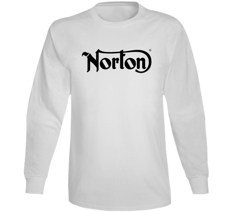 Norton Motorcycle Racing Long Sleeve