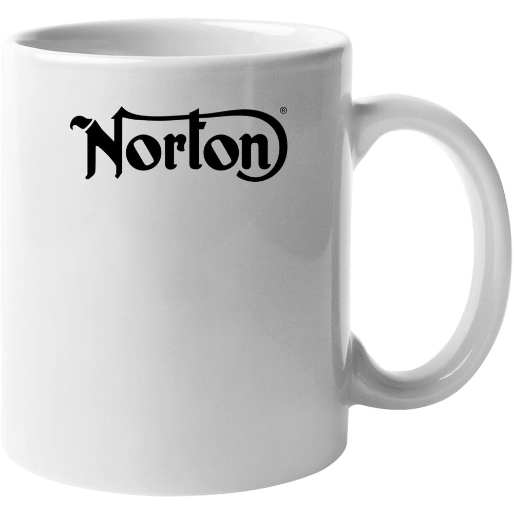 Norton Motorcycle Racing Mug
