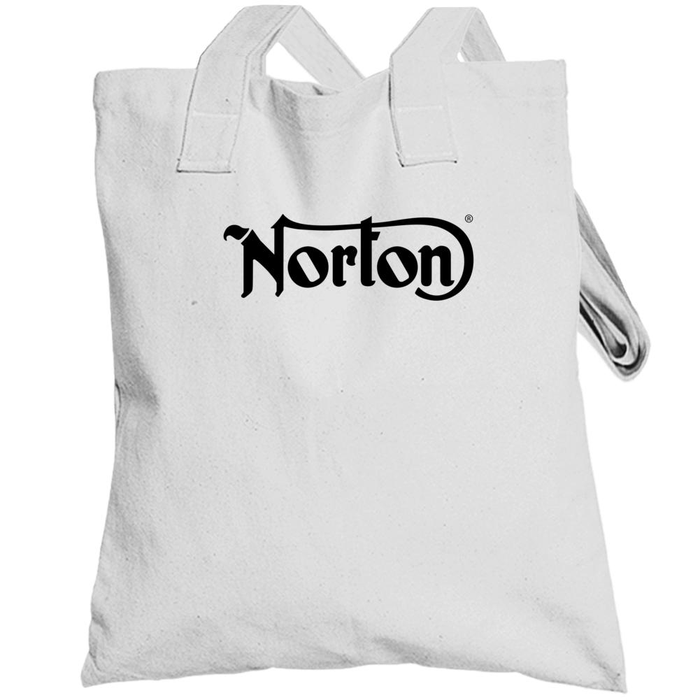 Norton Motorcycle Racing Totebag