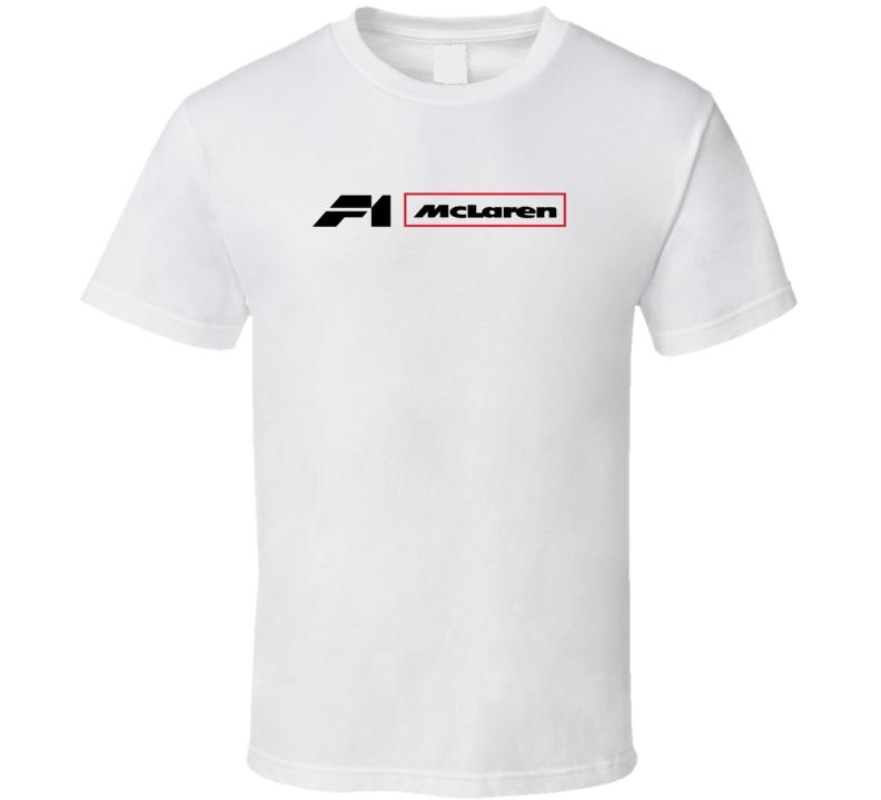 Mclaren Formula 1 Racing T Shirt