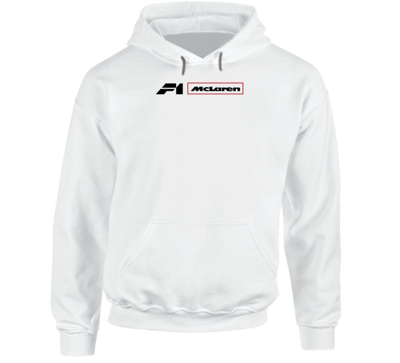 Mclaren Formula 1 Racing Hoodie