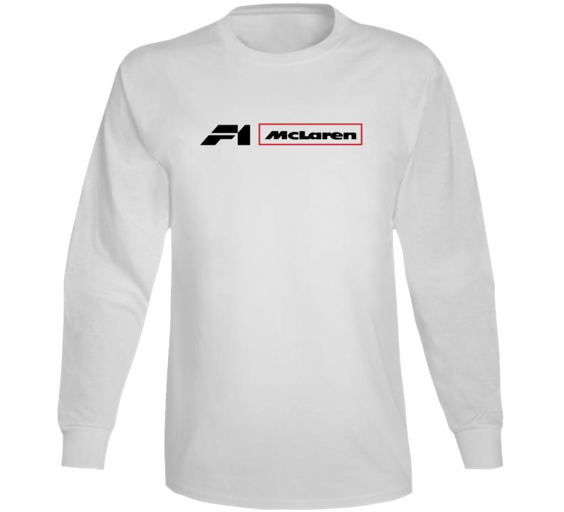 Mclaren Formula 1 Racing Long Sleeve