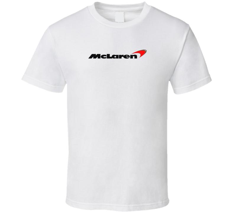 Mclaren Racing Formula 1 T Shirt