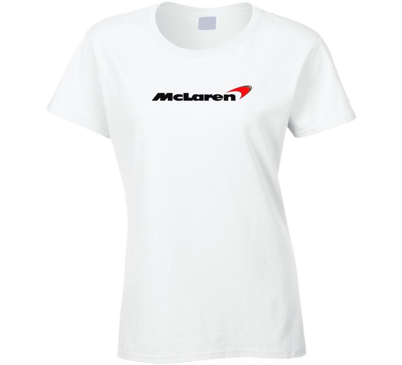 Mclaren Racing Formula 1 Ladies T Shirt