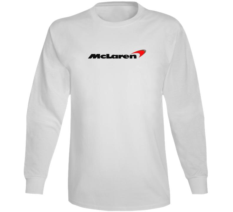 Mclaren Racing Formula 1 Long Sleeve