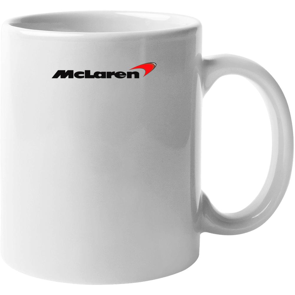 Mclaren Racing Formula 1 Mug