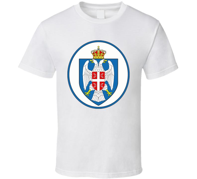 Serbian Eagle T Shirt