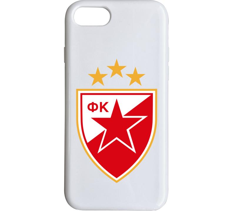 Red Star Fc Crvena Zvezda Phone Case